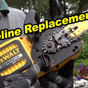 As Good As Gas? | DeWalt 16 inch 60V Cordless Chainsaw DCCS670