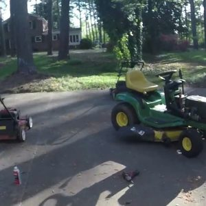 Mower update: The D110 you voted on (with a twist!) and other projects in the works