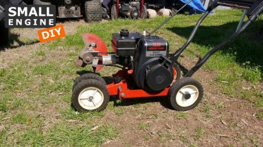 Craftsman Gas Edger with the Eager-1engine