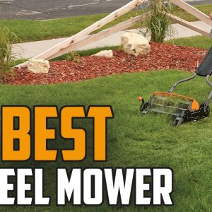 ✅ Reel Mower: Best Reel Mower 2021 (Buying Guide)