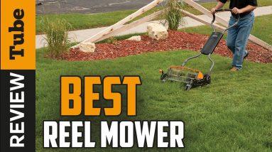 ✅ Reel Mower: Best Reel Mower 2021 (Buying Guide)