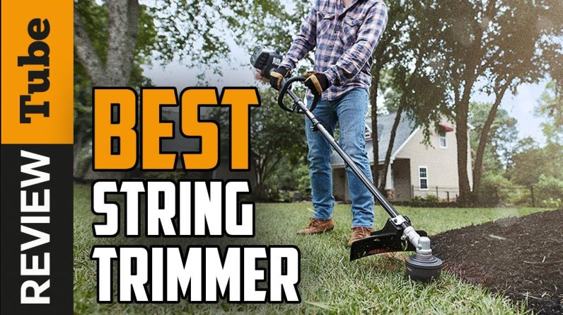 ✅String Trimmer: Best String Trimmer2021 (Buying Guide)