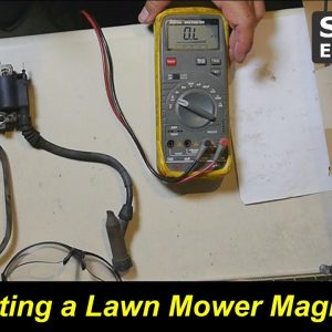 How To Test a Lawn Mower Magneto Coil