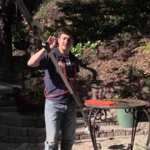 Husqvarna 327PT5S Pole Chain Saw Review - AKA Look! New Chainsaw!