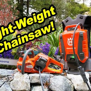 Husqvarna 535i XP | My New Favorite Saw?
