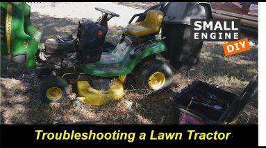 Lawn Tractor Troubleshooting