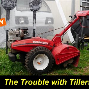 Why is the Tiller not Running?