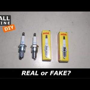 Are some NGK Spark Plugs fake or just bad plugs?