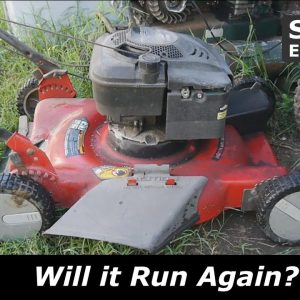 Troubleshooting a Murray Lawn Mower with a Briggs & Stratton Engine