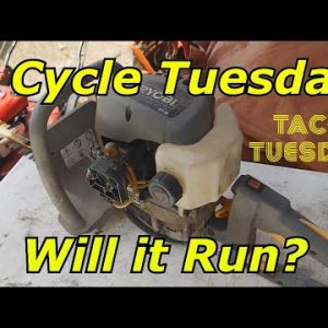 2 Cycle Tuesday - How does a Hedge Trimmer work?