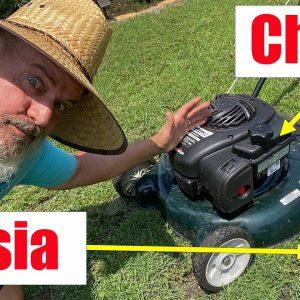 Cheap Lawn Mower - Zoysia Lawn Planting