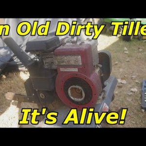 Can an old Craftsman Tiller still run?