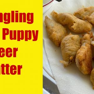 #1 Beer Batter Fish Fry - Yuengling Hushpuppy Style