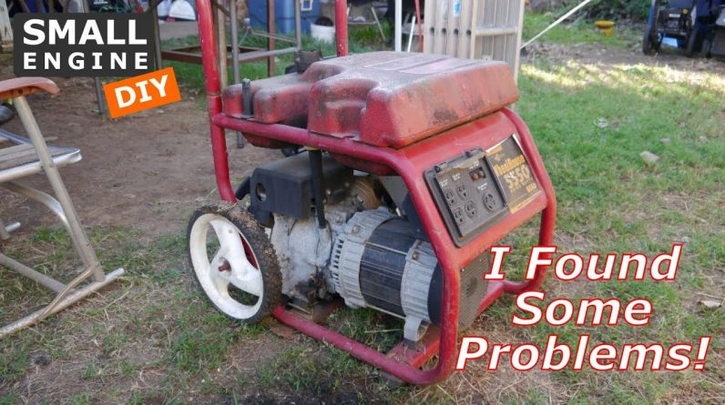 Will the $40 WheelHouse Generator Run Again?  Is it worth it?
